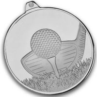 Frosted Glacier Golf Club Medal  </br>AM2005.02